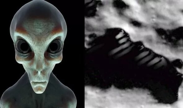 Охотник за инопланетянами утверждает, что заметил город на Луне - и обвиняет НАСА в «сокрытии» улик