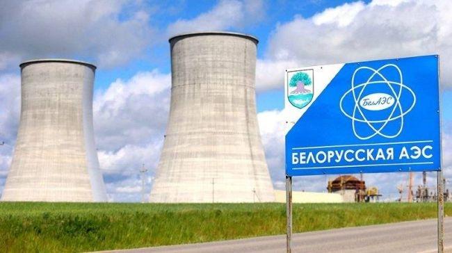 Литва против Белорусской АЭС