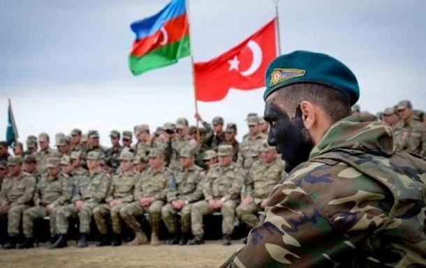 Турция захотела отправить войска на помощь Азербайджану