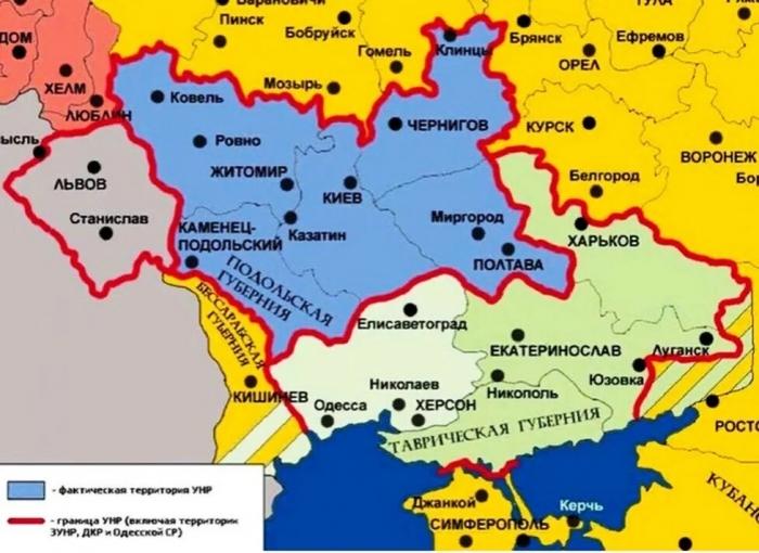Бывший министр иностранных дел Украины Павел Климкин озаботился тем, что Россия потребует свои земли назад