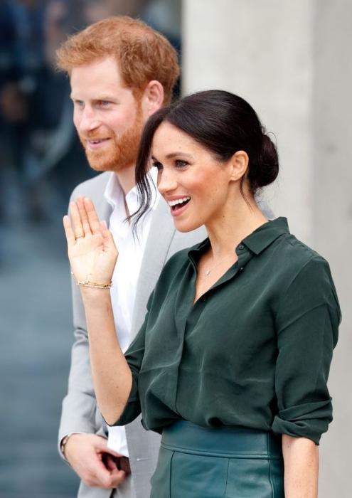 Принц Гарри и Меган Маркл больше не будут соблюдать все правила королевского этикета