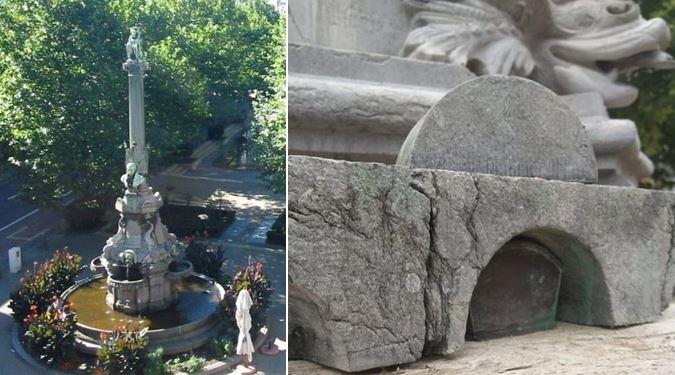 Сердце мэра Бельгии нашли в банке, спрятанной в фонтане