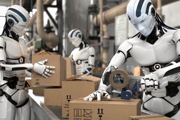 Роботы начнут брать на себя всё больше человеческих работ, потому что они все лучше могут удерживать вещи
