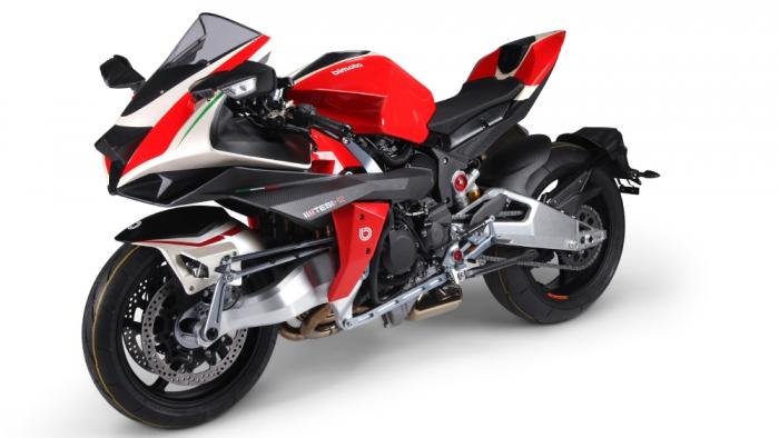 Легендарный итальянский мотоцикл Бимота наконец-то возвращается