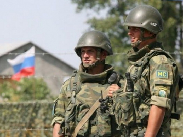 В Карабахе разместят российских миротворцев