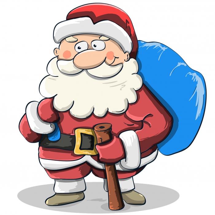 Всякая всячина: Раки-мутанты и Санта Клаусы, которых не лечат
