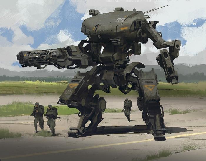 Всего через 15 лет солдаты-роботы изменят «лицо войны», считает эксперт