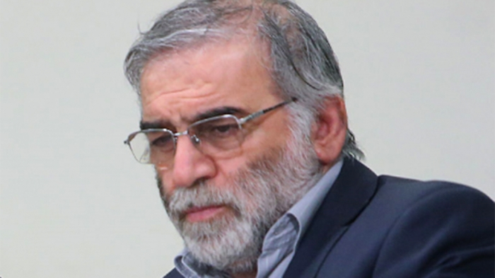Израильские террористы убили иранского физика