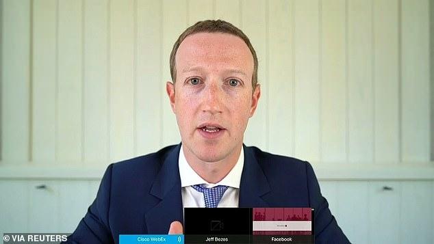 Почти полсотни штатов заняты расследованием связанных с антимонопольным законодательством и намерены подать в суд на Фейсбук