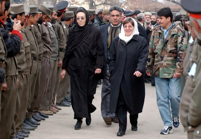 Сухаила Сиддик, первая женщина-генерал Афганистана, умерла от коронавируса