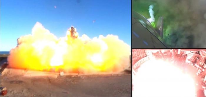 Успешный провал: очередная ракета Илона Маска взорвалась. Маск объявил это