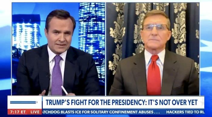 Русские не сдаются: Трамп назначил в Вашингтоне крупный митинг, а генерал призвал использовать армию