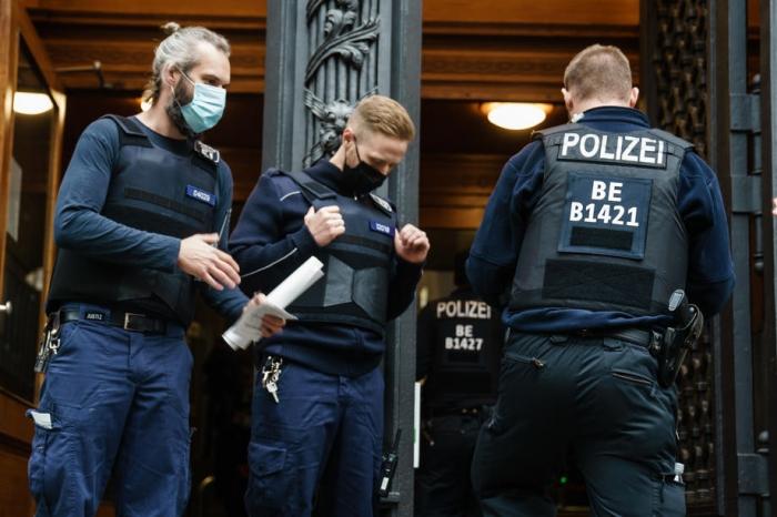 Быстрый и мёртвый: в Германии опять стреляют