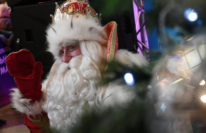 МИД РФ стал Дедом Морозом для американского посла в России