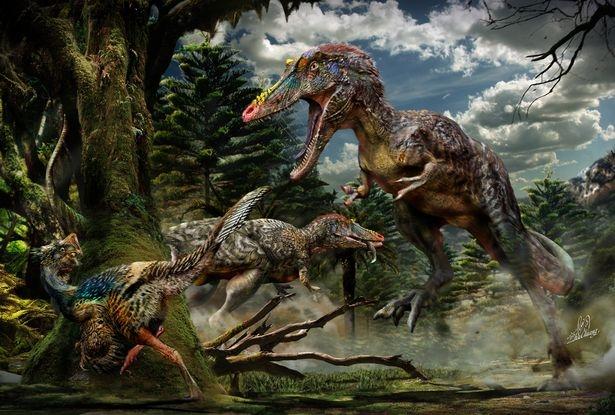 Ученые утверждают, что останки динозавров «скорее всего будут найдены на Луне»