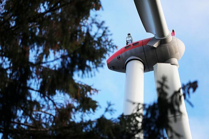 Гигантские ветроэлектрические установки скоро появятся в Европе