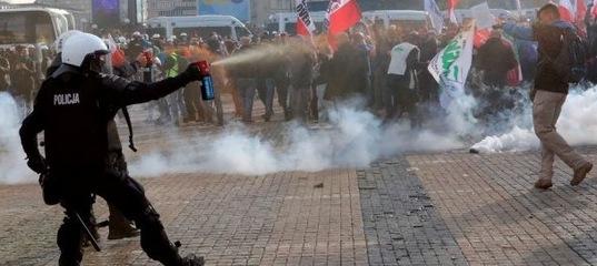 Пытки, боль и немного надежды: польская полиция жестоко подавила мирные протесты