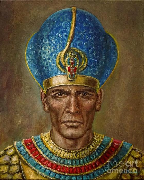 Мумия Египетского фараона, у которого было 100 детей, оказалась без пениса на мумифицированном теле