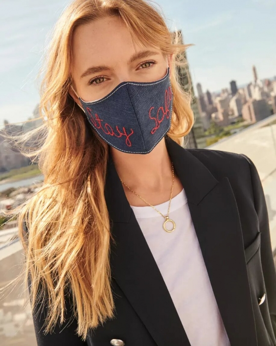 Милые маски для лица, которые уже предлагают в качестве подарков. А как вы считаете в России они бы пользовались спросом?