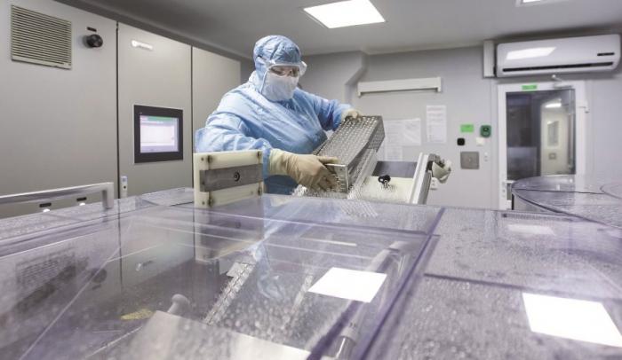 В этом году Россия запустит третью вакцину от COVID-19