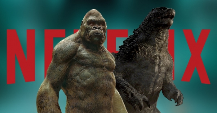 Годзилла против Конга предложит вам эпическое кинополотно. Здесь монстры идут вместе в новом фильме-переосмыслении