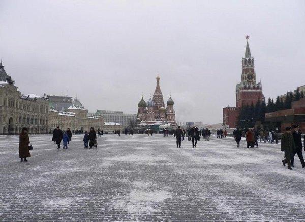 Впервые с 1992 года сократилось население Москвы