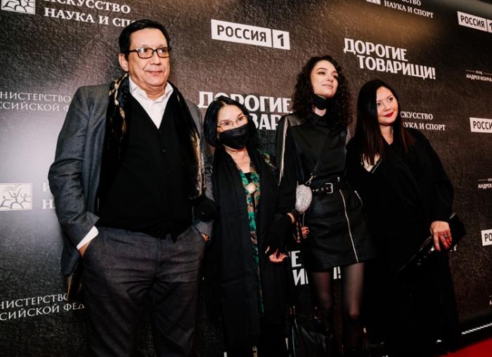 Фильм Кончаловского вошел в шорт-лист «Оскара»