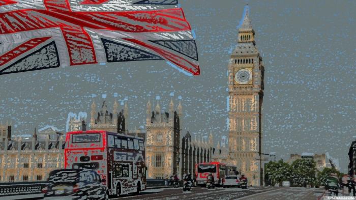 Британия опустила