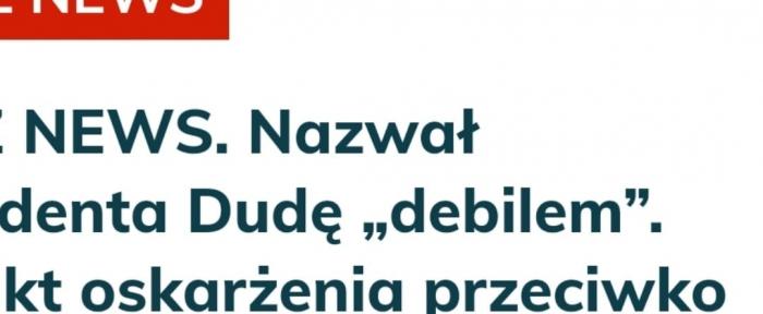 Польский писатель назвал президента Польши