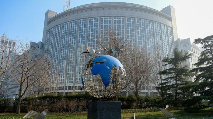 Китай ввёл санкции против депутатов британского парламента