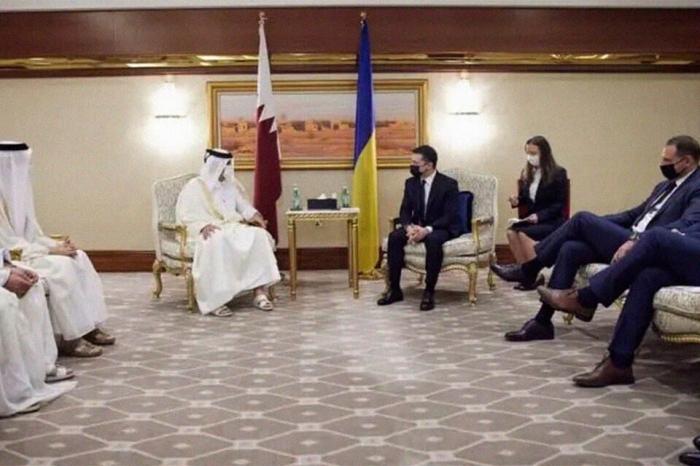 Украинская делегация оскорбила руководство Катара