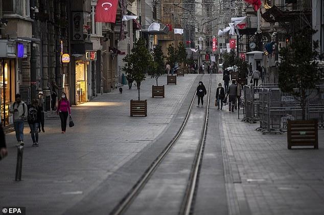 Вирус Ковид-19 получил второе дыхание и продолжил захватывать Мир (Турция)