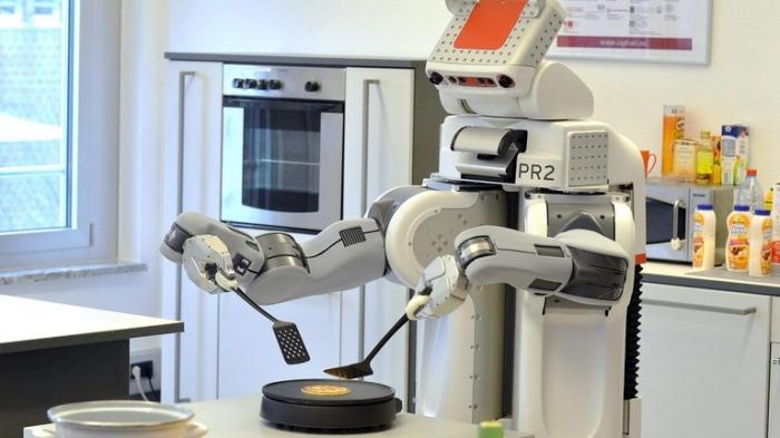 Названы работы, которые могут отобрать роботы