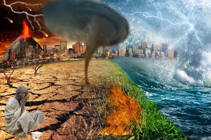 Экологи предрекли человечеству печальное будущее