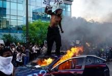 Режим Трампа принял решение ввести войска в Миннесоту для подавления протестующих