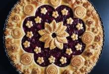 Жительница Германии изготавливает уникальные пироги