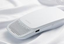 Sony выпускает персональный кондиционер, который помещается в небольшой кармане воротника футболки