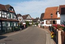 Победитель конкурса «Самая красивая деревня Франции» - и очаровательные деревушки, попавшие в шорт-лист