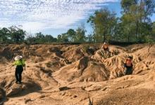 Новое исследование показывает, что вымирание австралийской мегафауны, скорее всего, было вызвано изменением климата
