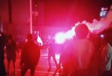 Первая кровь: в ходе минских протестов погиб человек