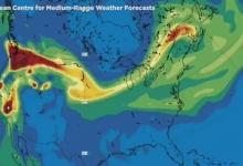 Дух свободы: дым от лесных пожаров с запада США достиг Европы