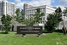 В Киеве до смерти избили сотрудницу посольства США
