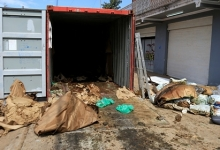 Побег из Европы: в контейнере с удобрениями найдены трупы нелегальных мигрантов