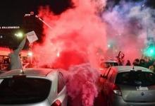 Массовые протесты в Польше продолжаются