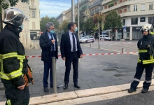 Напавший с ножом на прихожан в Ницце обезглавил одну из жертв