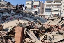 Землетрясение в Турции – шесть погибших и 202 раненых в результате мощного землетрясения магнитудой 7 баллов.