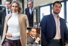 Женщина, выигравшая развод со своим олигархом из России, открыла судебное обвинение против своего сына, обвиняя его в утаивании средств