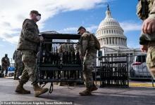Чужой среди своих: власть США боится не только своего народа, но и своей армии