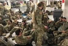 Хорошее начало: на церемонии инаугурации Байдена сотни американских военных заразились коронавирусом