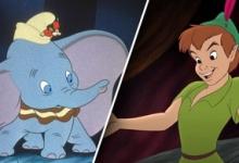 Сервис Disney+ заблокировал «Дамбо» и «Питера Пэна»